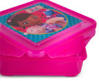 Zak! Doc McStuffins 4-Piece Lunch Set - Pink 6