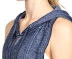 Calvin Klein Performance Women's Dropped Armhole Vest - Navy 6