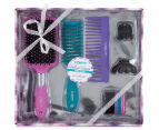 Conair Velvet Touch 17-Piece Styling Gift Set 6