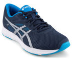 ASICS Men's Fuzor Shoe - Dark Navy/Silver/Blue Jewel 2