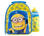 Zak! Minions Insulated Lunch Bag & Bottle - Yellow/Blue 1