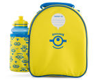 Zak! Minions Insulated Lunch Bag & Bottle - Yellow/Blue 3