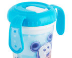 Zak! Mickey Mouse Training Tumbler w/ Handles 300mL - Blue 4