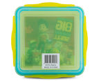 Zak! Paw Patrol Snap Sandwich Container - Yellow/Blue 6