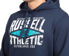 Russell Athletic Men's Campus Iota Hoodie - Galaxy 6