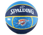 SPALDING NBA Thunder OKC Basketball - Size 7 1