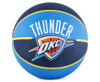 SPALDING NBA Thunder OKC Basketball - Size 7 2