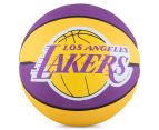 SPALDING NBA Los Angeles Lakers Basketball - Size 7 2