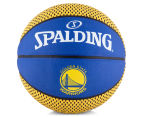 SPALDING NBA Golden State Warriors Stephen Curry Basketball - Size 7 2