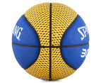 SPALDING NBA Golden State Warriors Stephen Curry Basketball - Size 7 3