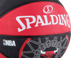 SPALDING NBA Chicago Bulls Basketball - Size 7 4
