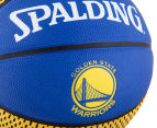 SPALDING NBA Golden State Warriors Stephen Curry Basketball - Size 7 5