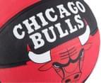 SPALDING NBA Chicago Bulls Basketball - Size 7 5