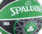 SPALDING NBA Boston Celtics Basketball - Size 7 5