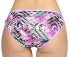 Bonds Women's Hipster Bikini 2-Pack - Mint/Optic Bloom 5