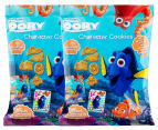 2 x Finding Dory Character Cookies 10pk 1