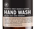 3 x Thankyou. Hand Wash Orange & Almond 500mL 2