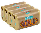 3 x Palmolive Naturals Soap Gold 4pk 90g  2