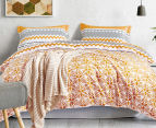 Gioia Casa KB Temilia Reversible Quilt Cover Set 2