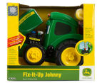 John Deere Electronic Fix-it-Up Johnny Tractor 6