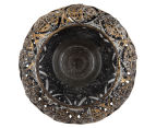 Lustre Tealight Candle Bowl 6