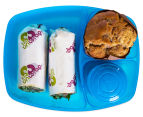 Sistema 2L Triple Split Lunchbox w/ Yoghurt Pot - Randomly Selected Colour 5