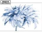 Fairy Floss Blue 90x59cm Canvas Wall Art 1