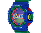 Casio G-Shock Men's 53mm GA400-2A Duo Watch - Blue/Green 3