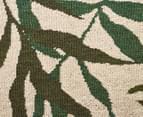 Colour Leaves 270x180cm UV Treated Indoor/Outdoor Rug - Multi 4