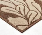 Oriental 220x150cm UV Treated Indoor/Outdoor Rug - Malt 2