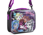 Monster High Lunch Bag w/ Strap - Black/Purple 2
