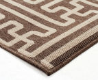 Columns 270x180cm UV Treated Indoor/Outdoor Rug - Malt 3
