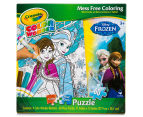 Crayola Color Wonder Frozen Puzzle 1