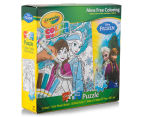 Crayola Color Wonder Frozen Puzzle 2
