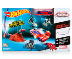 Hot Wheels Marvel Spidey's Speed Drop Track Set 1