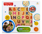 Fisher-Price 30Pc Little People ABC Puzzle Block Set 1