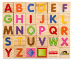 Fisher-Price 30Pc Little People ABC Puzzle Block Set 2