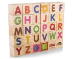 Fisher-Price 30Pc Little People ABC Puzzle Block Set 3