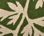 Tea Leaves 220x150cm UV Treated Indoor/Outdoor Rug - Green 4