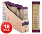 18 x The Bar Counter Organic Coconut & Cherry Bars 37g 1