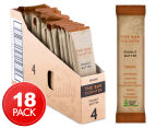 18 x The Bar Counter Organic Peanut Butter Bars 37g 1