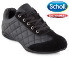 Scholl Women's Quinn Shoe - Black 1