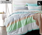 Gioia Casa Dream King Bed Quilt Cover Set - Multi 1