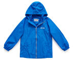 Just Jack Boys' Windcheater Jacket - Blue 1