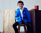 Just Jack Boys' Windcheater Jacket - Blue 2