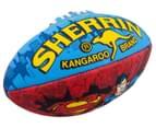 Sherrin Size 3 Football - Superman 4