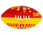 Sherrin Size 3 Splat Football - Gold Coast Suns 2