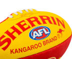 Sherrin Size 3 Splat Football - Gold Coast Suns 5