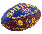 Sherrin Size 2 Lightning Football - Brisbane Lions 4