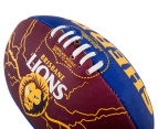 Sherrin Size 2 Lightning Football - Brisbane Lions 6